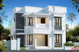 Rent -3 Bhk house in shahbaz colony 9000 Rupes