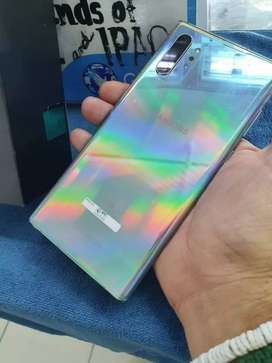 Samsung note 10 Plus only 1month 5days Old with untouch condition