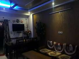 3 BHK fully furnished with TV modular kitchen sofa