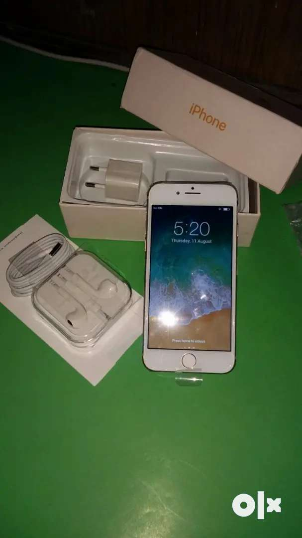 Apple I phone 6s model is available with us in good condition 0