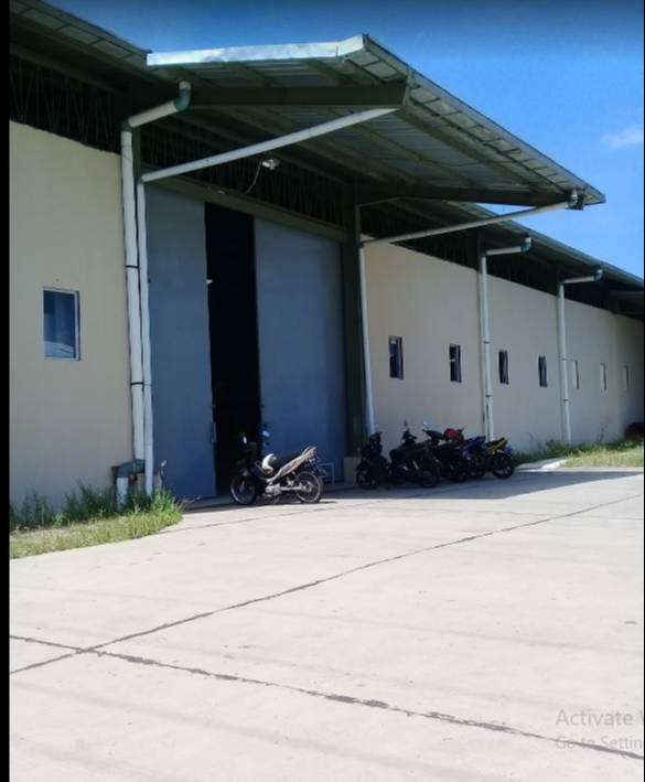 Disewakan gudang pringapus, dekat ungaran, lb 3900, zona industri