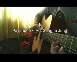Les Gitar Akustik Fingerstyle
