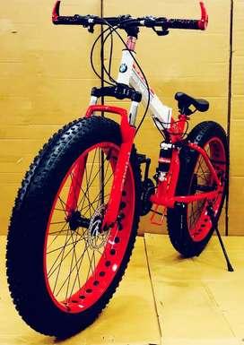 NEW FAT FOLDING MODEL CYCLE 21 GEARS SHIMANO