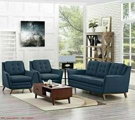 Pre order Sofa tamu retro