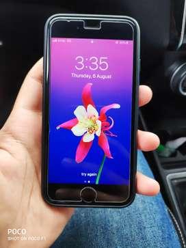 Iphone 7new condition 128gb urgent