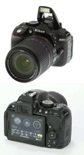 Kredit Kamera Nikon D5300 Dengan Proses Waktu Yang Sebentar