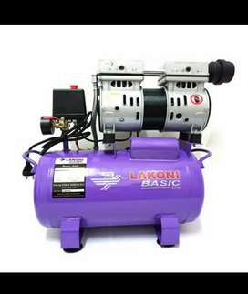 Kompressor Oilless Lakoni 25S tidak berisik