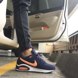 DIJUAL NIKE AIR MAX COMMAND Midnight Navy Blue size 40 Unisex