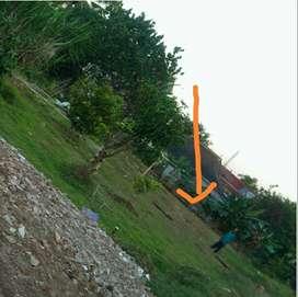 Tanah rata di Purwokerto Selatan