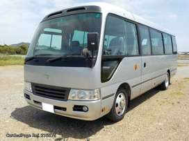 Toyota Coaster 2010 Ab Ap Hasil Karyn Sirf 20% Down Payment Per