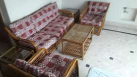 Cane furniture Excellent condition