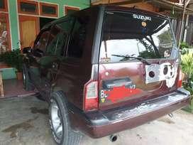 Dijual cepat mobil escudo tahun 1995