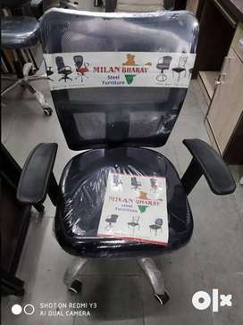 Brand new revolving and cafeteria chair at very reasonable price, CALL