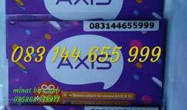 kartu perdana cantik AXIS