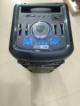 Altec Lansing 60 watt DJ RGB  speaker 1YEAR REPLACEMENT WARRANTY FIX