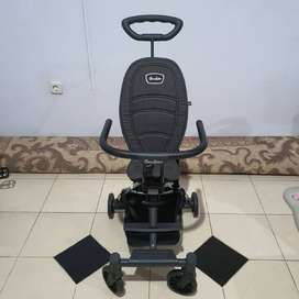Cocolatte Stroller CL 3178 Razzee