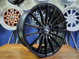 Velg Mobil Toyota Voxy R18 HSR TSUKUBA Ring 18 - Gratis Ongkir