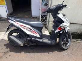 Dijual Sepeda Motor Honda Beat Tahun 2014