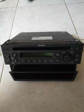 Tape Mobil Original Toyota Avanza Single din