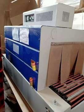 Mesin far infrared Shrink Packager