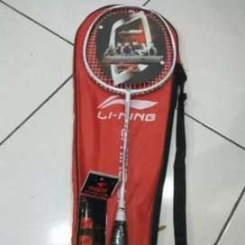 Badminton emas olimpiade jepang lining raket bulutangkis bonus banyak