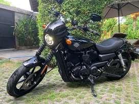 Harley Davidson Street 500 (Full Paper - Pajak FEB 2020) Nego Tipis
