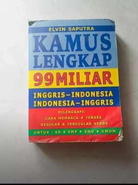 Kamus Inggris Indonesia / kamus Indonesia inggris
