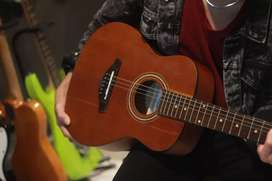 Gitar akustik 3/4 orlin ns