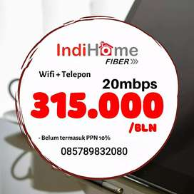internet 20mbps indihome
