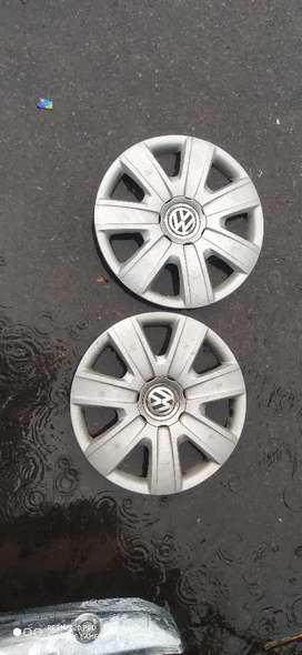 Original VW Hardly Availabile 14 Wheel Covers