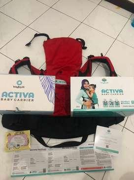 Gendongan Bayi Activa Baby Carrier
