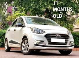 Hyundai Xcent SX 1.2 (O), 2019, Petrol
