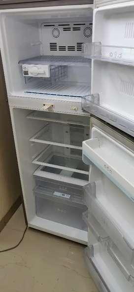 LG Refrigerator - Double Door- 375 Ltr- Brand New condition