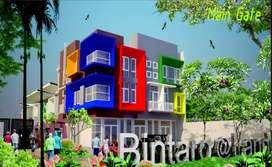 Ruko Brand New 3 Lantai Eclusive, Luxury & Colorfull @ Bintaro Land