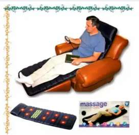 MASSAGE BODY Massager, Bed Mattress of 9 Motor and 9 Soothing Heat