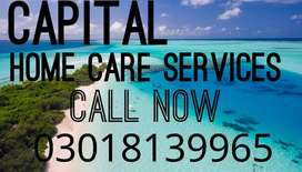Capital HOME care services Islamabad