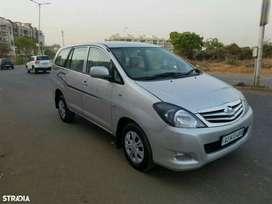 Toyota Innova 2.5 G BS III 7 STR, 2009, Diesel