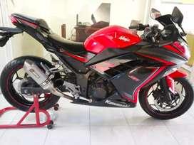 Ninja fi 2014  bali dharma motor