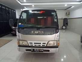 dijual mobil elf minibus thn 14