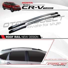 Roof Rail New Design CRV 2017 Fullset^^KIKIM VARIASI^^