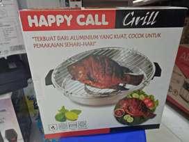 Happy grill magic roaster-alat pemanggang new jantungacc