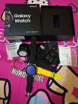 Samsung gear galaxy watch S4 smartwatch 46mm sein