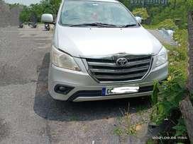 Toyota Innova 2012-2013 2.5 G (Diesel) 8 Seater, 2012, Diesel