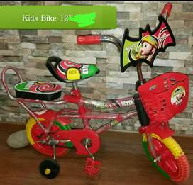 New 3 to 6 Years Age Baby Cycle