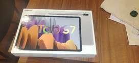 Samsung s7 tab + original keypad worth 14500 for sale
