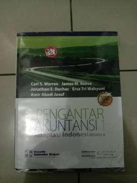 PENGANTAR AKUNTANSI 1 ADAPTASI INDONESIA edisi 4 jilid 1 by Warren