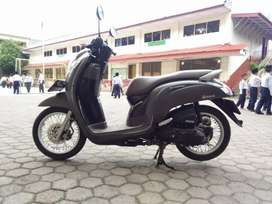 Jual scoopy styles thn 2018 bln 7