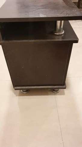 TV and storage unit