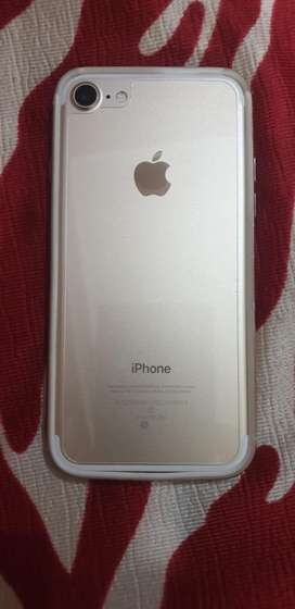 iphone 7 128gb mint condition 1.2 months old