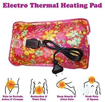 Want to sell new boxpack Electric Heating shake bag with fix price